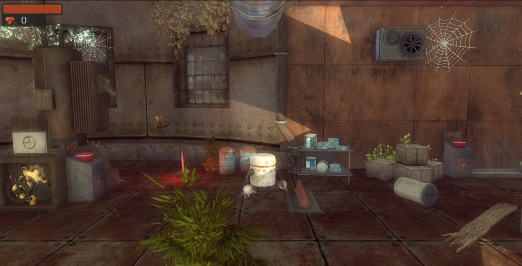 jeu gratuit sur steam scrap garden