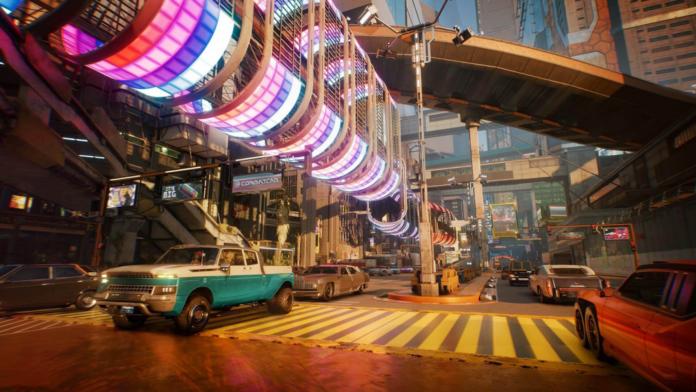 Préparez-vous à vous perdre dans la nature sauvage urbaine de Cyberpunk 2077