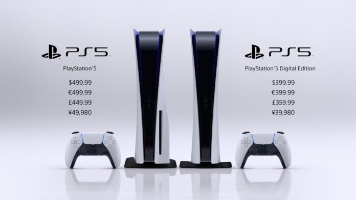 PlayStation 5 price and launch date