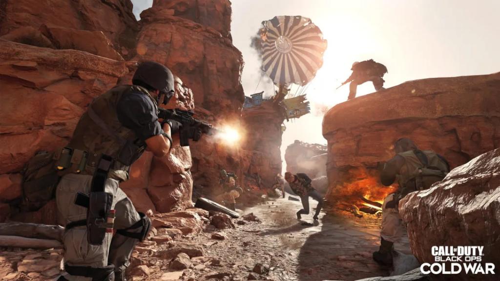 Matchmaking basé sur les compétences de la guerre froide SSBM Call of Duty Black Ops