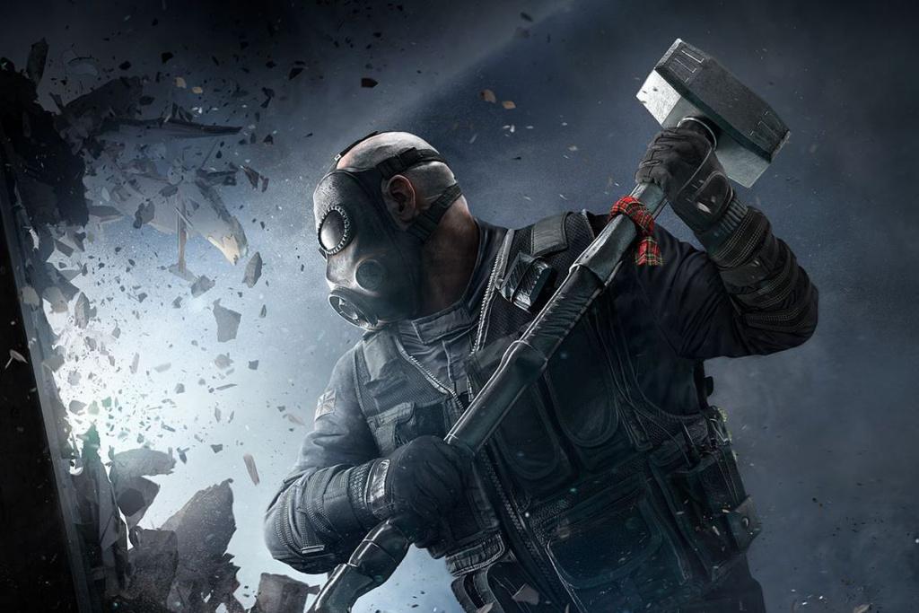 Rainbow Six Siege a inversé le bug sonore Ubisoft