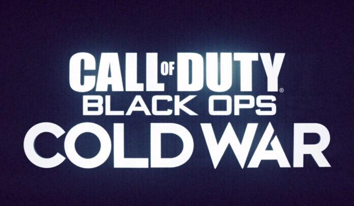 Regardez la révélation du multijoueur de la guerre froide de Call of Duty Black Ops
