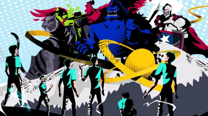 Revivez l'histoire de l'Overwatch League de Guangzhou Charge jusqu'à présent avec un nouveau teaser de bande dessinée