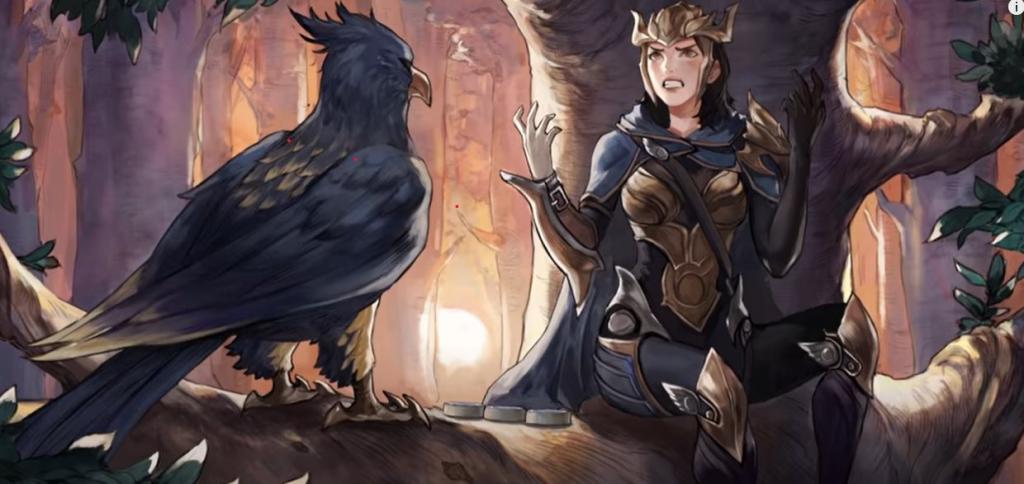 Tellstones: King's Gambit, jeu de société Legends of Runeterra, jeu de société Riot, jeu de société league of legends