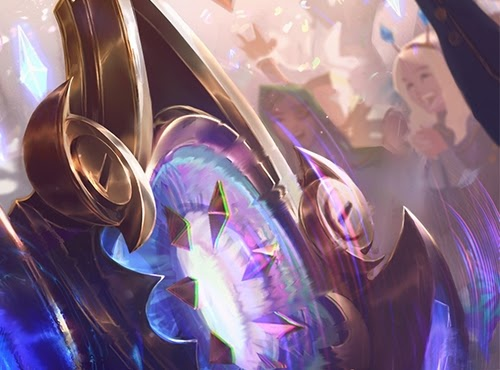 Feuille de route des champions de Seraphine League of Legends