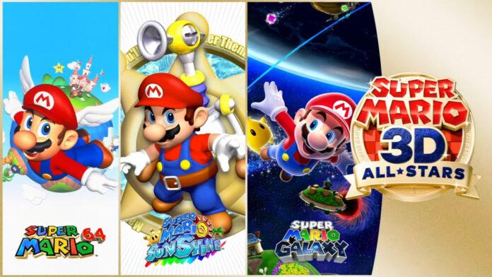 Super Mario 3D All Stars annoncé comme une sortie à durée limitée pour Nintendo Switch