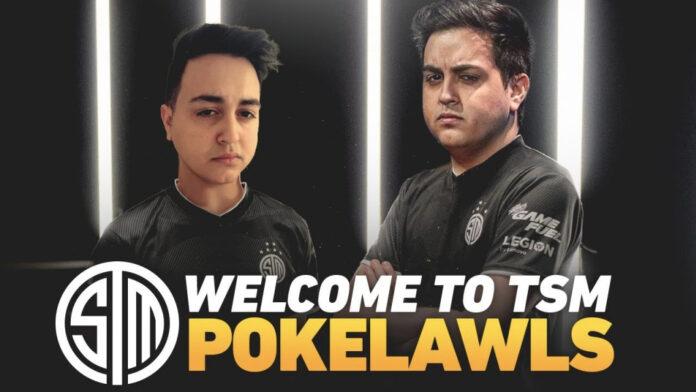 TSM signe Pokelawls et l'annonce avec une vidéo hilarante