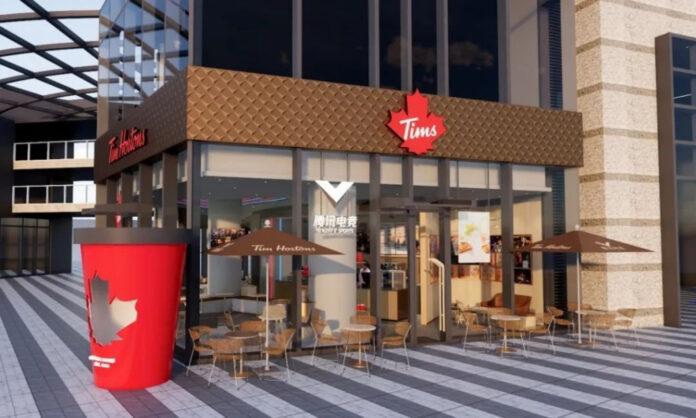 Tencent et Tim Hortons ouvriront plus de 1500 cafés eSports en Chine