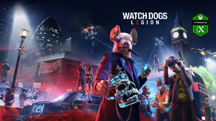 Watch Dogs: Legion PC Recommended Specs