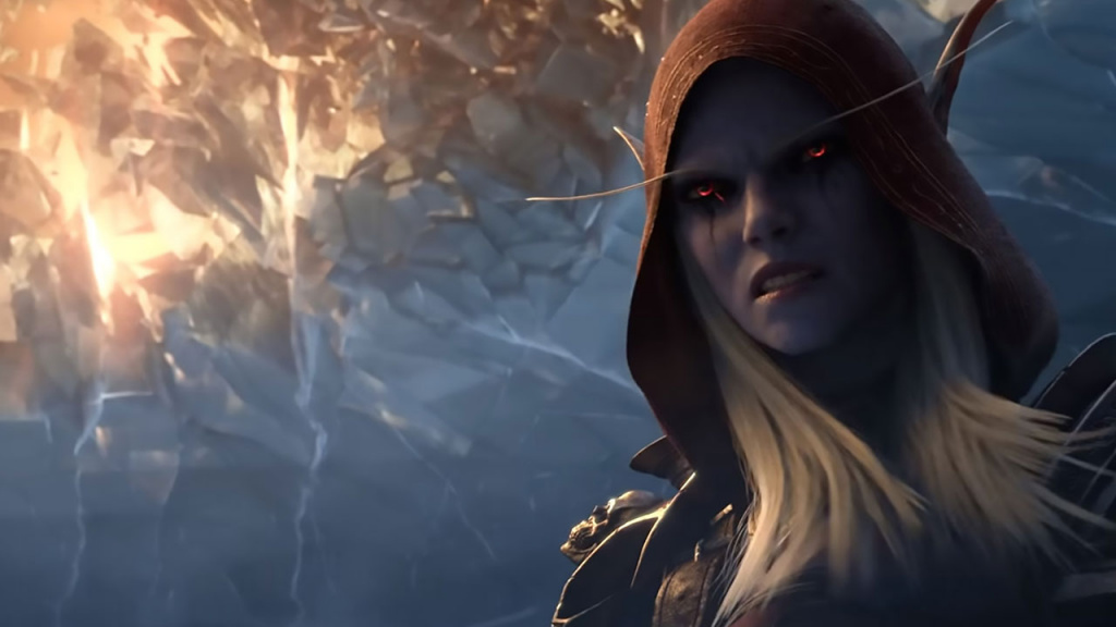 World of Warcraft Shadowlands monture gratuite The Wandering Ancient