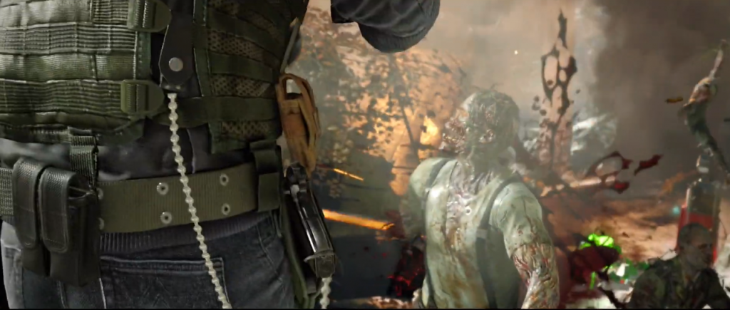 Call of Duty Zombies Black Ops