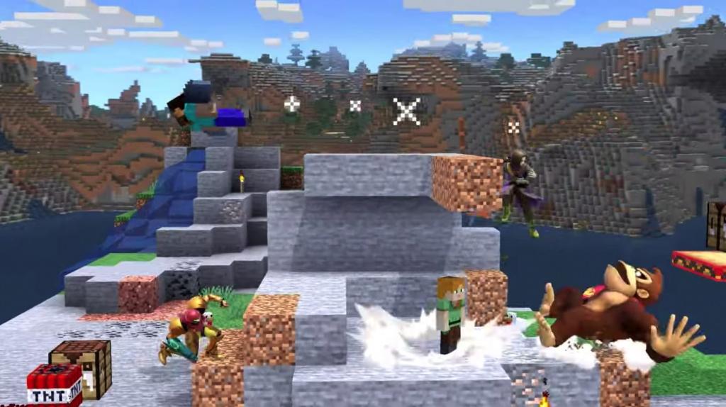 Minecraft_Smash_Ultimate_stage