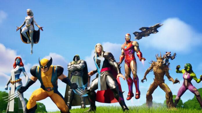 Une nouvelle fuite de particules de superpuissance dans Fortnite fait allusion à l'arrivée du futur héros Marvel