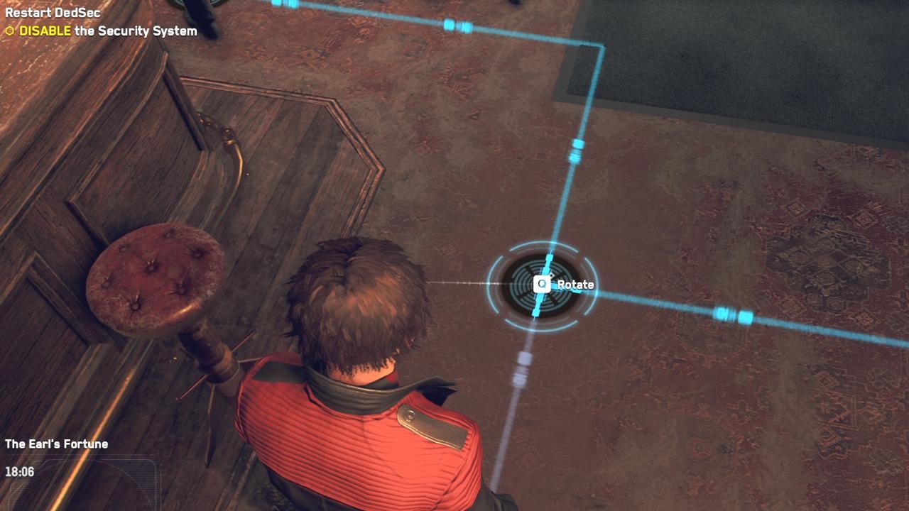 Comment désactiver le système de sécurité dans Watch Dogs Legion - Nœud 2