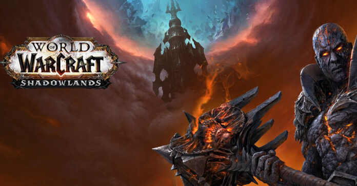 World of Warcraft Shadowlands release date
