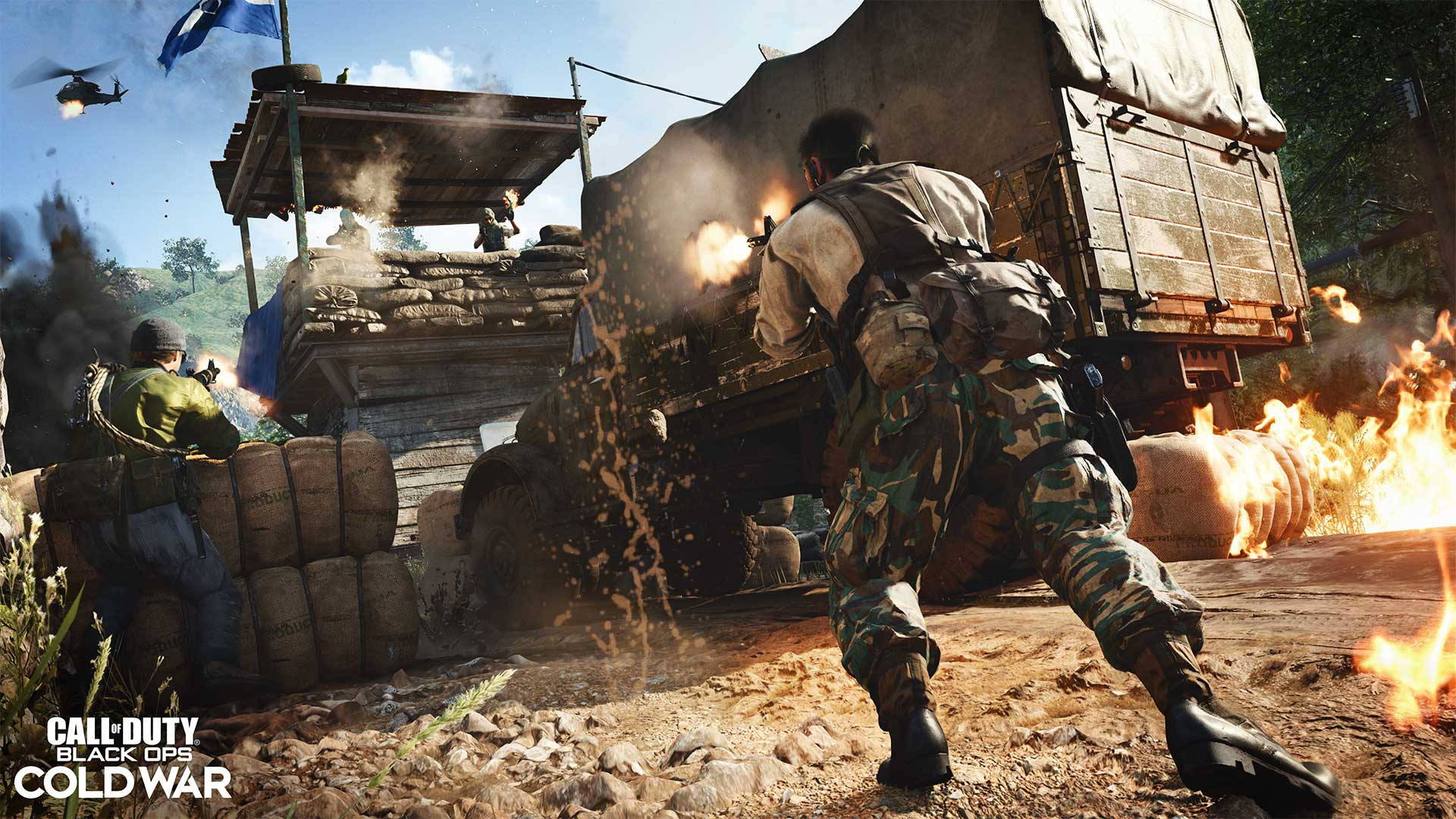 Avantages de Call of Duty Black Ops Cold War