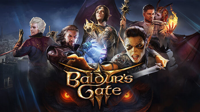 Baldur's Gate 3 Early Access maintenant disponible sur Steam