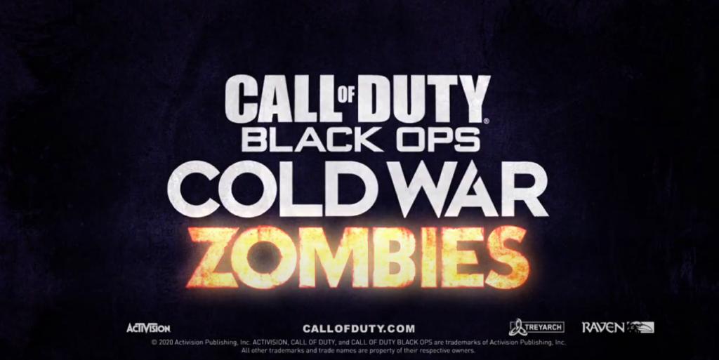 Call of Duty Black Ops Cold War Date de sortie Nouvelles fonctionnalités Bande-annonce