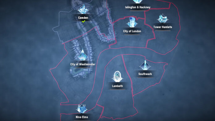 Watch Dogs: Legion Boroughs, Skilled Operatives, and Missions