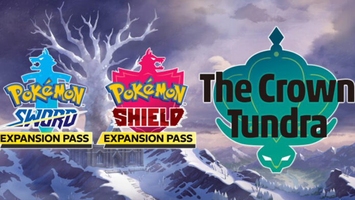 How to start The Crown Tundra in Pokemon Sword and Shield