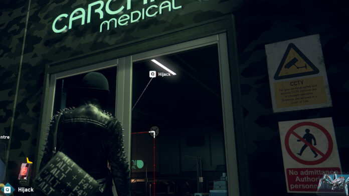 How to unlock the Medical Clinic Door in Watch Dogs: Legion