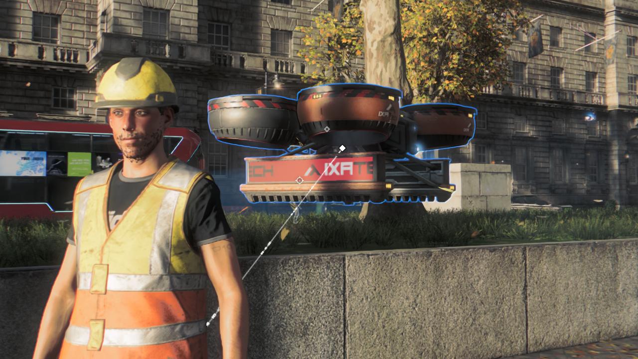 Comment obtenir un drone cargo dans Watch Dogs: Legion