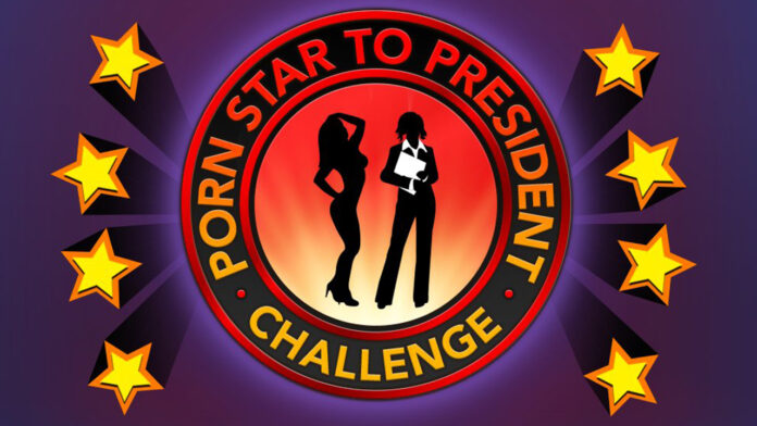 How to Complete Porn Star to President Challenge in BitLife