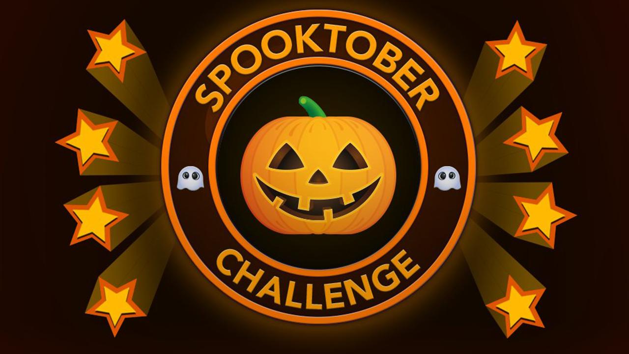 Comment terminer le défi Spooktober dans BitLife