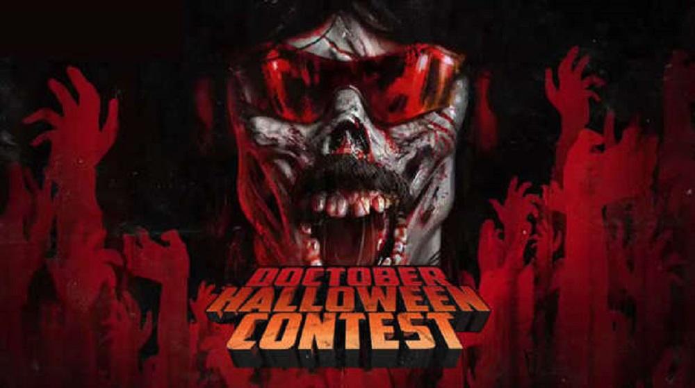 Prix du concours DrDisrespect Doctober Halloween Comment participer