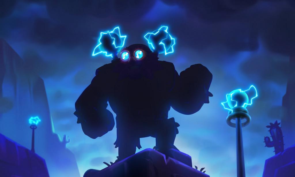 Clash Royale Saison 16 Date de sortie Electro Giant