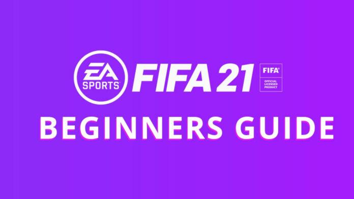 FIFA 21: Téléchargez le manuel et le guide du débutant