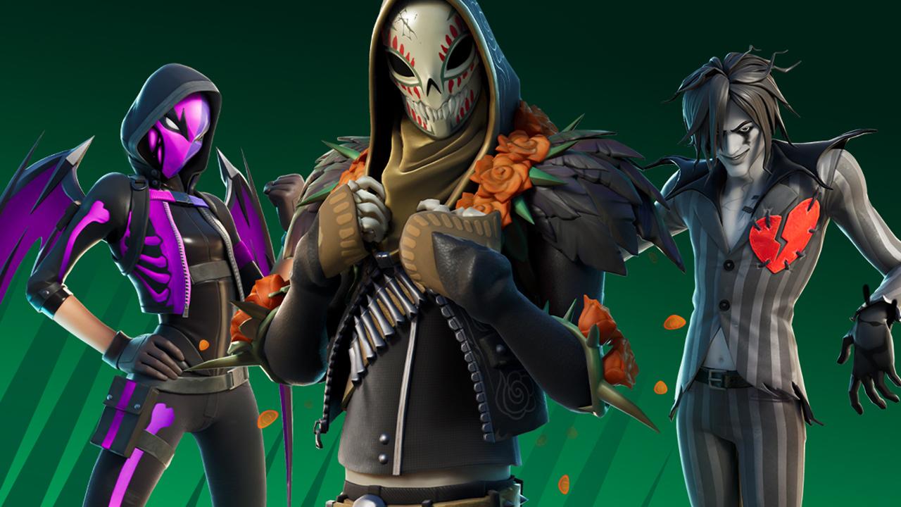 Fortnitemares 2020 nouveaux skins, objets et plus