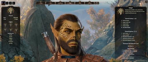 Créateur de personnages de Baldurs Gate