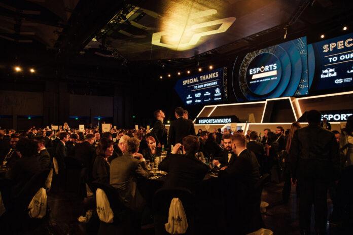 Les nominations complètes aux Esports Awards 2020 révélées