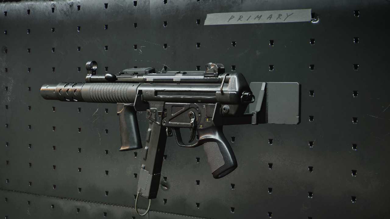 Meilleur chargement MP5 dans Call of Duty Cold War