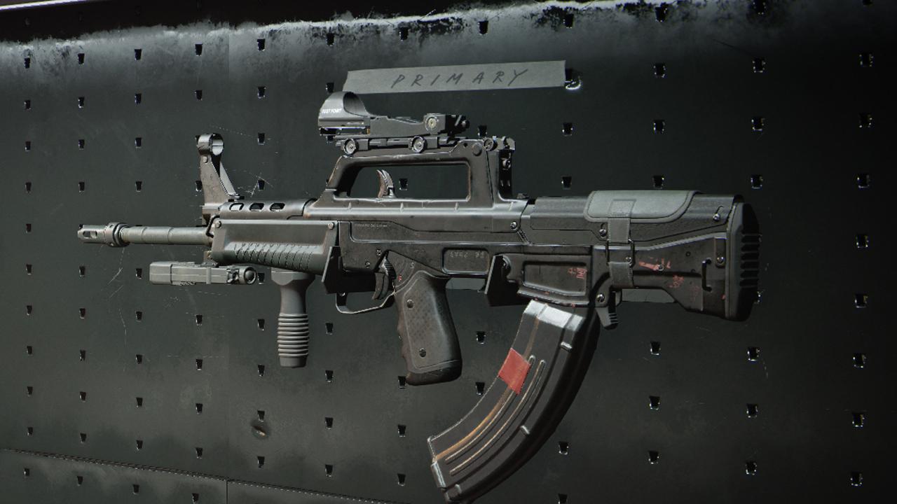 Meilleur équipement QBZ-83 dans Call of Duty Cold War