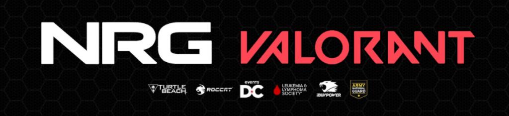 Liste NRG Valorant