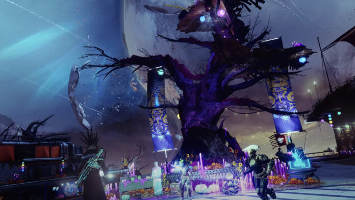 Where is the Haunted Forest in Destiny 2