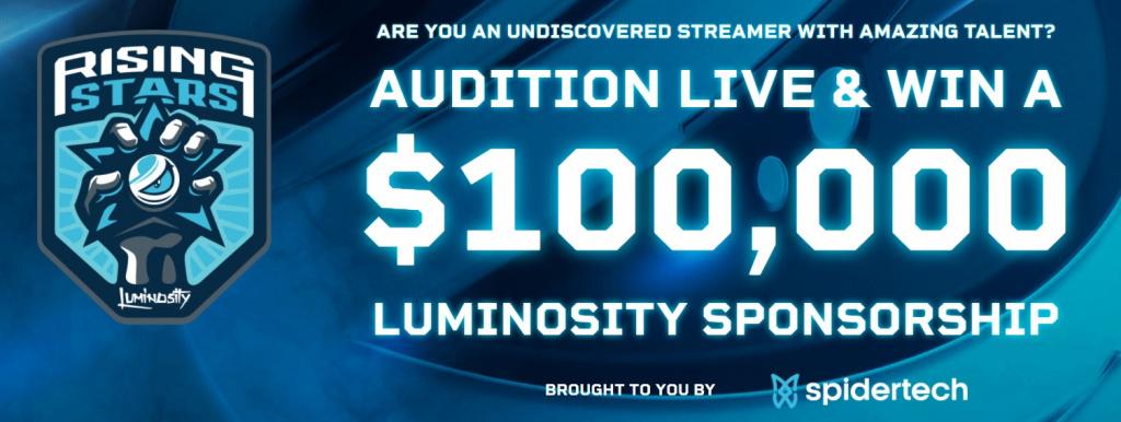 XQc Luminosity Gaming Étoiles montantes