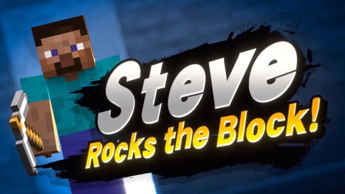 Steve, Alex et Zombie de Minecraft rejoignent Super Smash Bros Ultimate en tant que combattant DLC