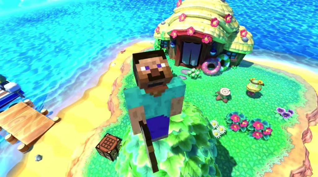 Minecraft_Steve