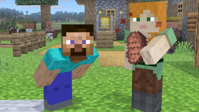 Steve de Minecraft rejoint Super Smash Bros Ultimate le 14 octobre