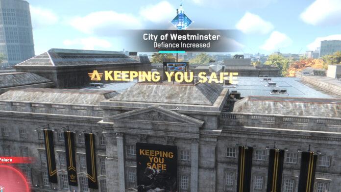 All Disrupt Albion Propaganda Locations in Watch Dogs: Legions