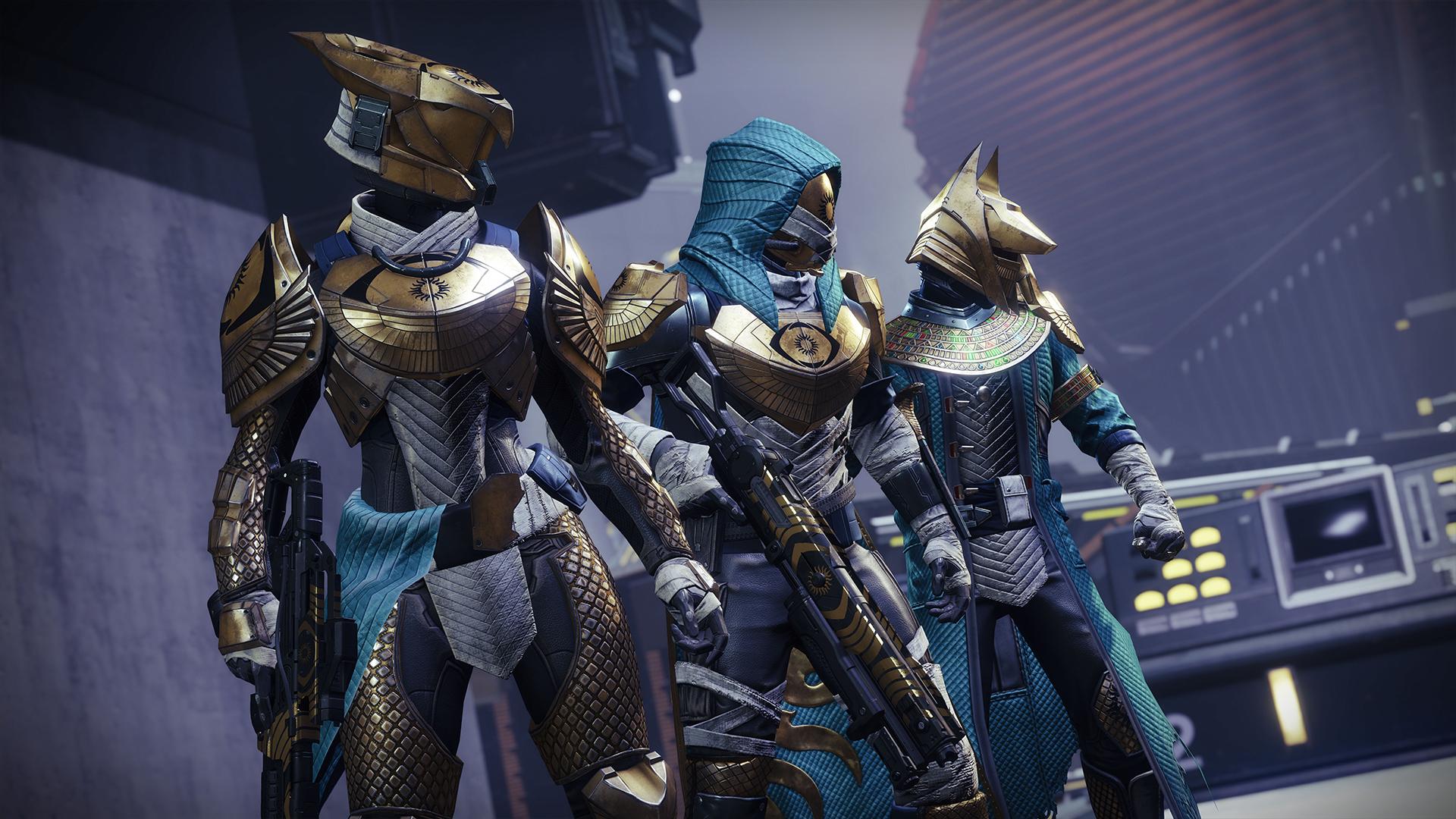 Trials of Osiris Map for October 16, 2020