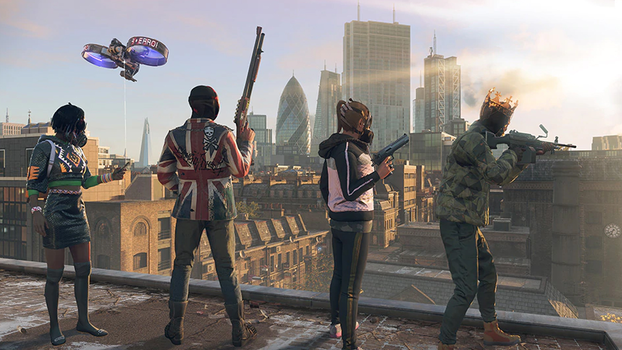 Watch Dogs: Legion propose-t-il le mode multijoueur?
