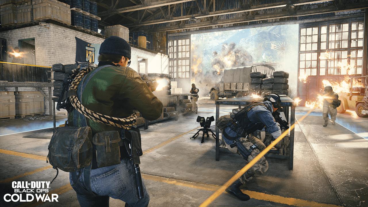 Black Ops Cold War: date de sortie, plates-formes, prix   Multijoueur