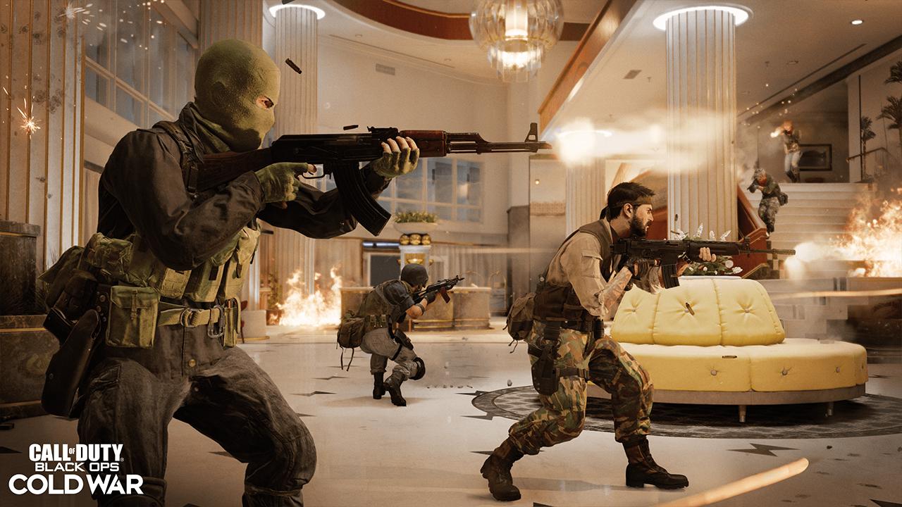 Black Ops Cold War: date de sortie, plates-formes, prix   Multijoueur 2