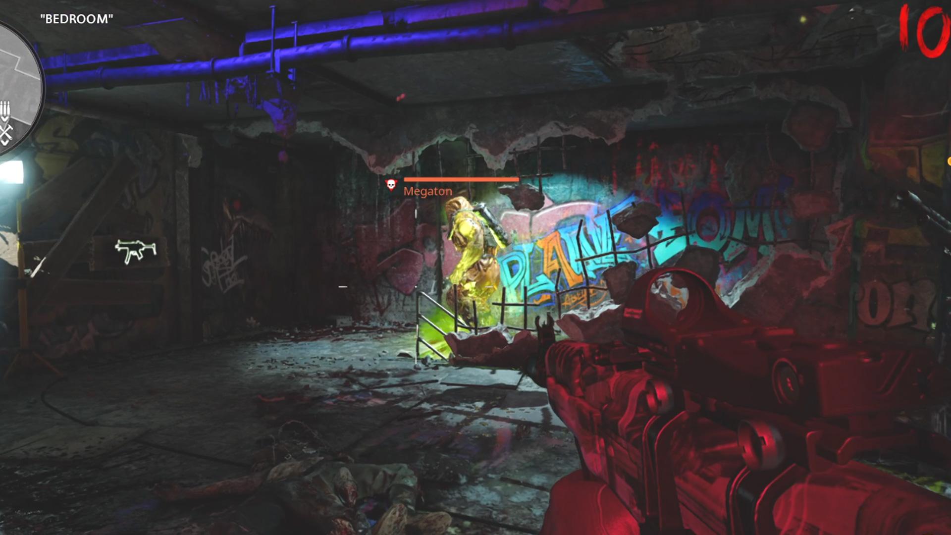 Comment obtenir le D.I.E. Machine Wonder Weapon dans les zombies de la guerre froide - Megaton Zombie