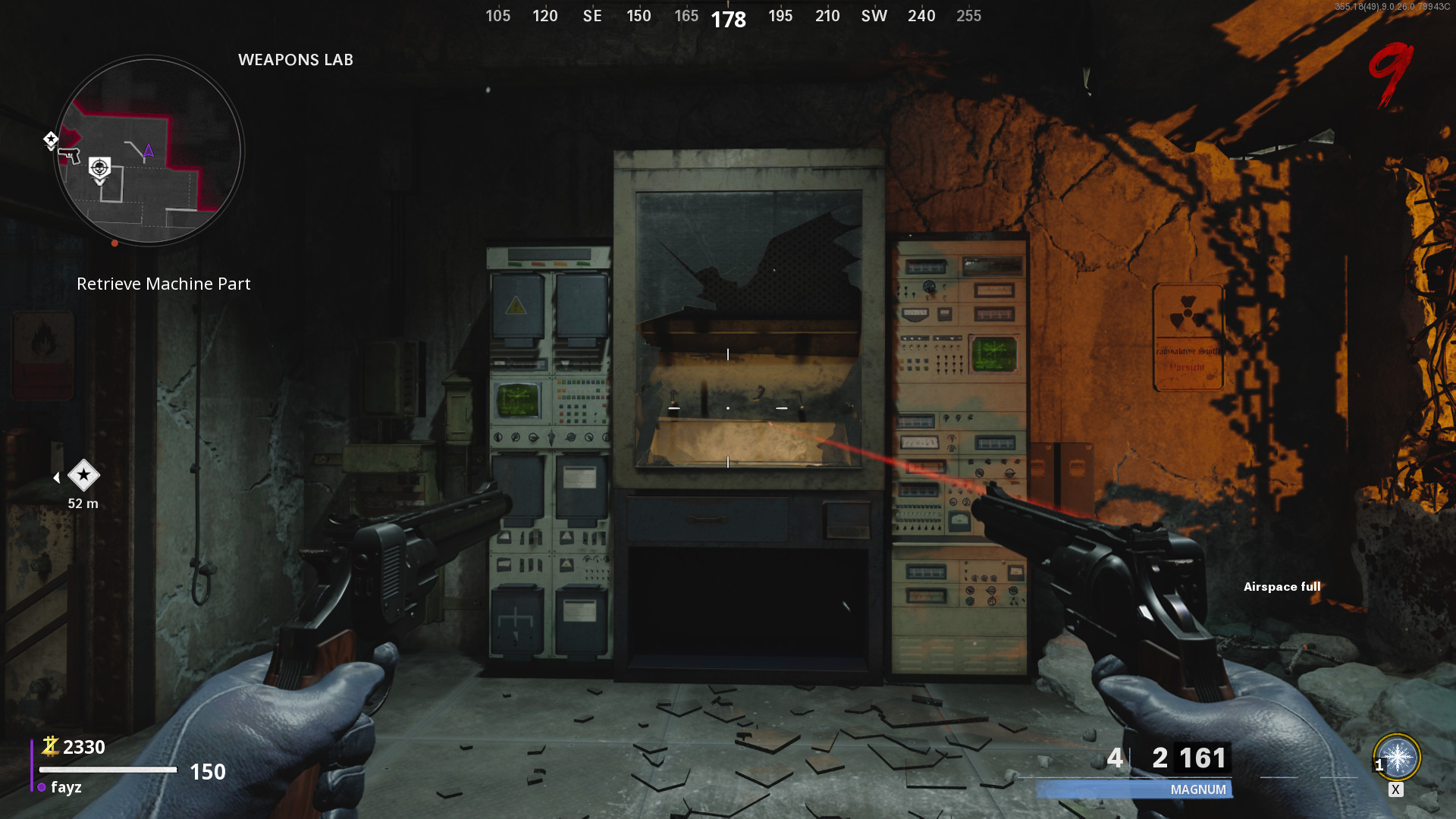 Comment obtenir le D.I.E. Machine Wonder Weapon dans les zombies de la guerre froide - Weapon Lab
