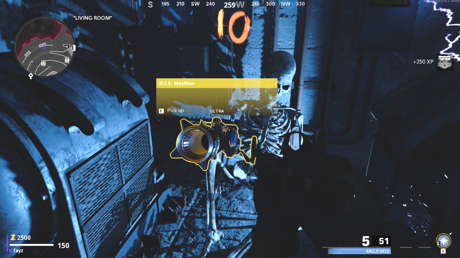 Obtenez D.I.E. Machine